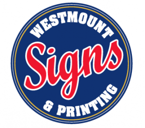 Westmount Signs and Printing